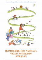 Ikimokyklinio amžiaus vaikų pasiekimų aprašas