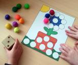 Matematiniai žaidimai priešmokykliniame amžiuje