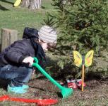 """Projektas """"Medis ir vaikai"""" padėjo atrasti naujas erdves ugdymui"""