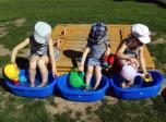 Vaikų grūdinimas taikant Kneipo metodiką