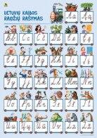 Lietuvių kalbos raidžių rašymas