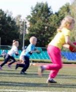 """Europos sporto savaitė #BEACTIVE Druskininkų lopšelyje-darželyje """"Bitutė"""""""