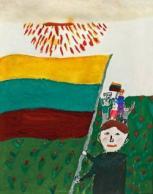 Sausio 13-oji Lietuvos vaikų piešiniuose