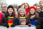 """Ministrė A. Pitrėnienė: """"Patriotiškumui ugdyti reikalingos bendros ir sutelktos visų pastangos"""""""