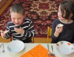Pamėgę česnaką vaikai ėmė rečiau sirgti