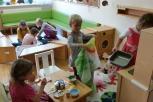 Ikimokyklinio ugdymo įstaigas lanko 70 proc. 1–6 metų amžiaus vaikų
