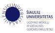 """Tarptautinė mokslinė konferencija """"Socialinė gerovė tarpdisciplininiu požiūriu: mokyti ir mokytis inkliuzinėje mokykloje"""""""