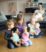 Seminaruose pedagogams  – apie aplinkos ir žaislų svarbą ugdymo kokybei