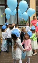 Unikalus Lietuvoje lopšelis-darželis džiugina ir tėvus, ir vaikus