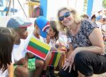 Kompiuteris darželio grupėje: Portugalijos pamokos mums