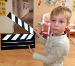 Kaip vaikai kūrė televiziją