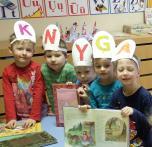 """Renginio """"Riškim raidę prie raidės"""" metu vaikai buvo skatinami domėtis knygomis"""
