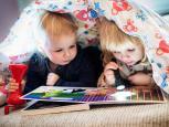 Vaikai ir knygos: kaip pamilti skaitymą?