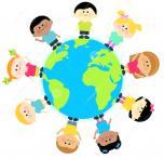 """Projektas """"Kelionė aplink pasaulį"""" skatino vaikus domėtis kitų šalių žmonių gyvenimu"""