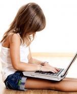 Apie pavojus internete vaikus turėtume mokyti, kaip mokome vaikščioti