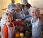 """Seminaras Vilniuje """"Sveikatai palanki vaikų mityba"""" (su maisto degustacija)"""