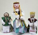 """Panevėžio Kastyčio Ramanausko lopšelis-darželis kviečia dalyvauti parodoje """"Tautinė lėlė"""""""