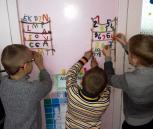 """Projekto """"Žaidimai moko"""" metu vaikai ugdėsi visapusiškai"""