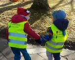 """Konferencija """"Ankstyvasis saugaus eismo ugdymas – investicija į vaiko, kaip atsakingo keliautojo, ateitį"""""""