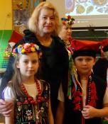 """Telšių lopšelio-darželio """"Berželis"""" pedagogės patirtimi dalijosi Lenkijoje"""