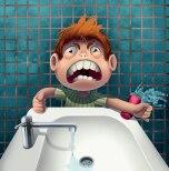 Kaip vaikams išugdyti  įprotį tinkamai rūpintis dantukais?