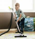 Savarankiškumo pamoka: įtraukite vaiką į pavasarinį tvarkymąsi