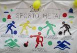 Šiaulių rajono ikimokyklinukai susibūrė sporto šventėje