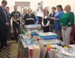 Vaikų raidos centro auklėtiniams – Švietimo ir mokslo ministerijos dovanoti ugdomieji žaidimai
