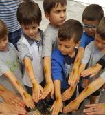 """Projekto """"Vaikų misija: Europa be sienų"""" dalyviai susitiko Graikijoje"""
