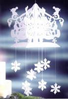 Kalėdinė sapnų gaudyklė
