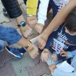 """Projekto """"Vaikų misija: Europa be sienų"""" mokymai Italijoje"""