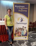 Patirties – į eTwinning seminarą ikimokyklinio ugdymo pedagogams Graikijoje