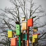 Kviečiame dalyvauti projekte ir gaminti inkilus paukšteliams
