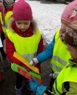 Edukacinėje ekskursijoje – vaikų pažintis su Vilniaus šimtmečio žmonėmis