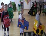 Mašinų paradas sužavėjo ir vaikus, ir tėvus