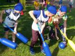 Projekto metu vaikai mokysis draugauti ir žaisti kartu