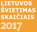 Leidiniai, skirti 2017 m. Lietuvos švietimo ir mokslo statistikai