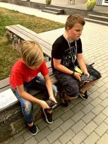 Kaip išvengti vaikų priklausomybės nuo ekranų?