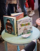 Knygos, mokančios vaikus nenuleisti rankų