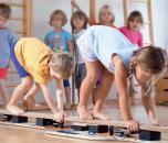 Bus renkamas geriausių Lietuvos ikimokyklinio amžiaus vaikų kūno kultūros ugdytojų penketukas