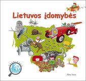 """Lietuvos įdomybės (serija """"Pradinukų enciklopedija"""")"""