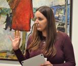 MO muziejuje vaikai mokomi pažinti ir reikšti jausmus