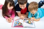 Naujoji Skaitymo skatinimo programa: apie knygas ir skaitymą nuo ankstyviausių dienų