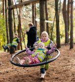 Kaip ugdyti, kad vaikas gamtoje jaustųsi saugus?