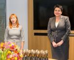 Išrinktos ir apdovanotos geriausios Lietuvos kūno kultūros mokytojos
