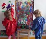 Atviro darbo koncepcijos įgyvendinimas Vokietijos vaikų darželiuose