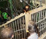 Išvyka į zoologijos parką suteikė vaikams daug įspūdžių