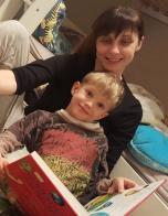 """Projektas """"Augu su knyga"""" padėjo pamėgti skaitymą"""