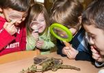"""Vaikų ir pedagogų konferencija """"Per mokslo kalnus"""""""
