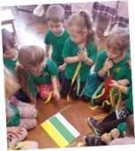 """Projektas """"Aš – Gintaro krašto pilietis"""" padeda ugdyti vaikų tautinius, patriotinius jausmus"""